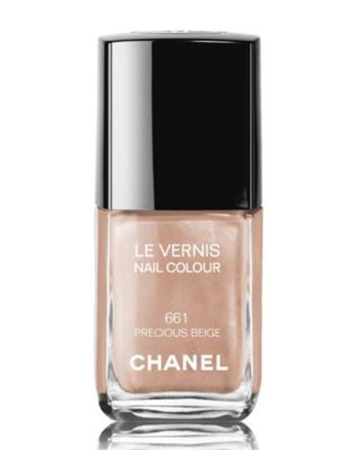 Chanel LE VERNIS <br> Nail Colour - PRECIOUS BEIGE