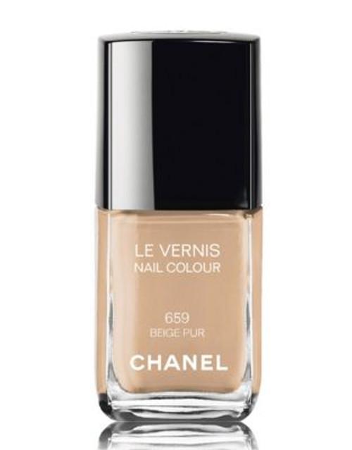 Chanel LE VERNIS <br> Nail Colour - BEIGE PUR