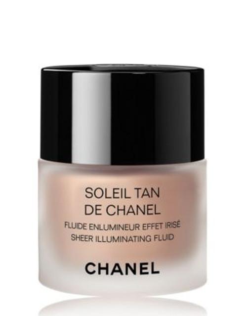 Chanel SOLEIL TAN DE CHANEL Sheer Illuminating Fluid - SUNKISSED - 30 ML