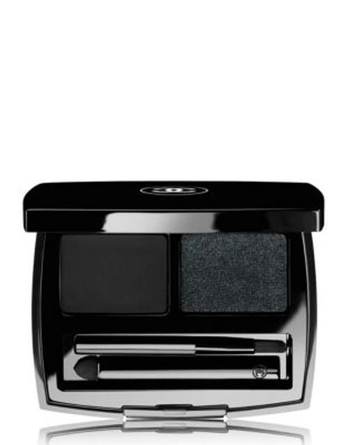 Chanel LA LIGNE DE CHANEL Professional Eyeliner Duo-NOIR - NOIR-LAME - 2 G