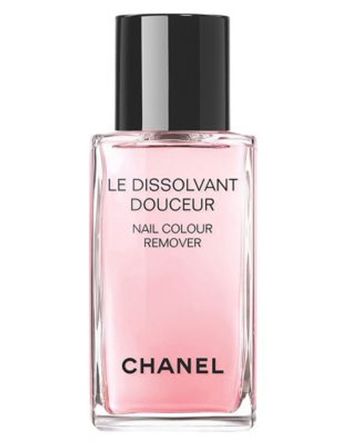 Chanel LE DISSOLVANT DOUCEUR <br> Gentle Nail Enamel Remover - CLEAR