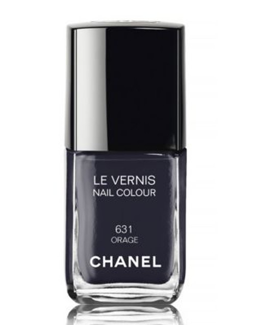 Chanel LE VERNIS <br> Nail Colour - 631 ORAGE - 13 ML