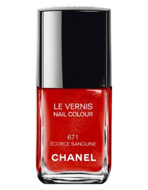 Chanel LE VERNIS <br> Nail Colour - 671 ECORCE SANGUINE
