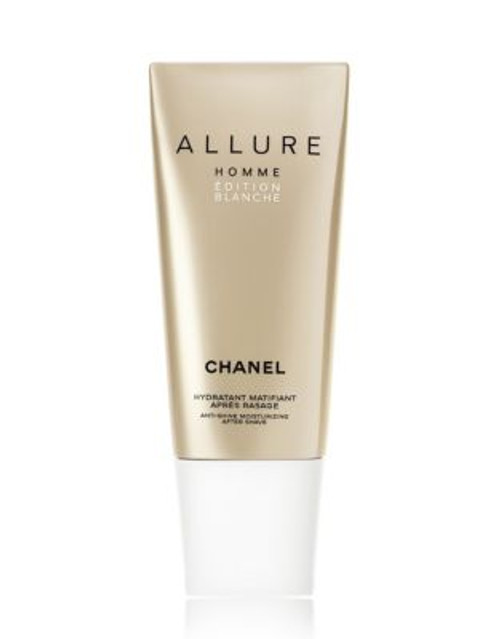 Chanel ALLURE HOMME ÉDITION BLANCHE Anti-Shine Moisturizing After-Shave - 100 ML