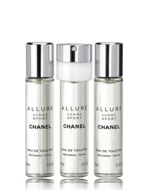 Chanel ALLURE HOMME SPORT Eau de Toilette Refillable Travel Spray Refill - 60 ML