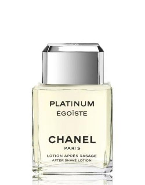 Chanel PLATINUM ÉGOÏSTE After-Shave Lotion