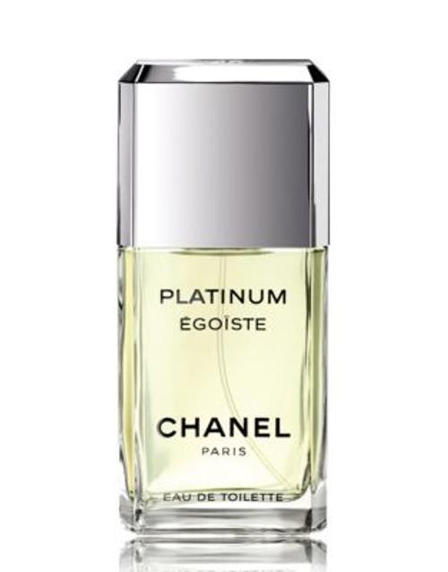 Chanel PLATINUM ÉGOÏSTE Eau de Toilette Spray - 100 ML