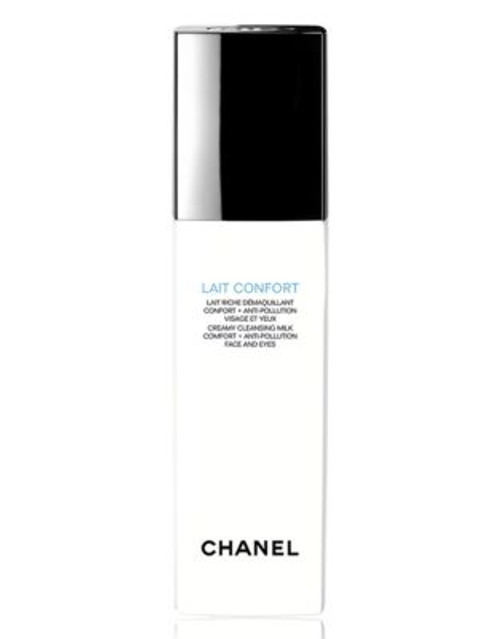 Chanel LAIT CONFORT <br> Creamy Cleansing Milk Comfort + Anti-Pollution Face And Eyes - 150 ML