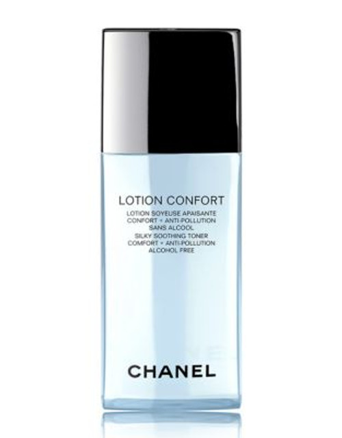 Chanel LOTION CONFORT <br> Silky Soothing Toner Comfort + Anti-Pollution Alcohol Free - 200 ML