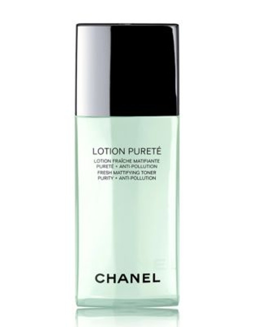 Chanel LOTION PURETE <br> Fresh Mattifying Toner Purity + Anti-Pollution - 200 ML