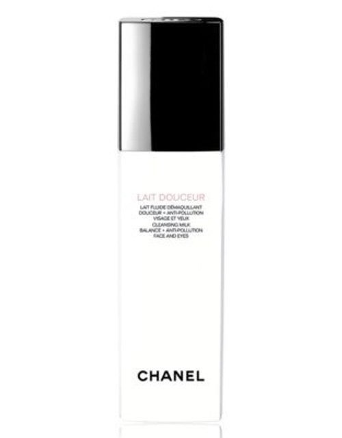 Chanel LAIT DOUCEUR <br> Cleansing Milk Balance + Anti-Pollution Face And Eyes - 150 ML