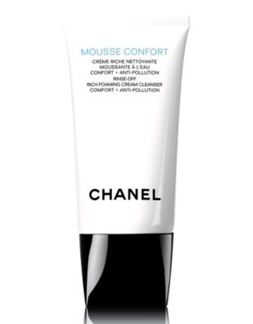 Chanel MOUSSE CONFORT <br> Rinse-Off Rich Foaming Cream Cleanser Comfort + Anti-Pollution - 150 ML