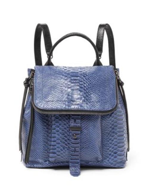 Botkier Warren Backpack - BLUE