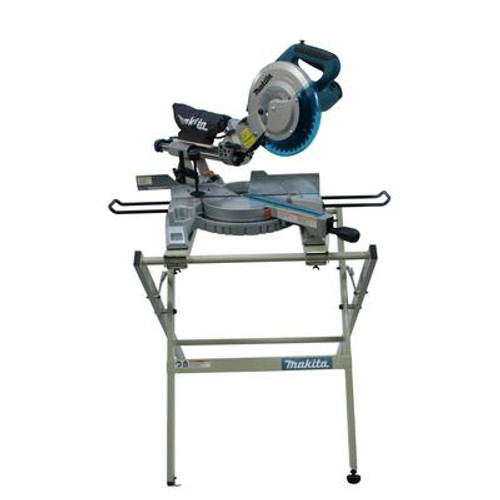10 Inch Sliding Compound Mitre Saw with Stand