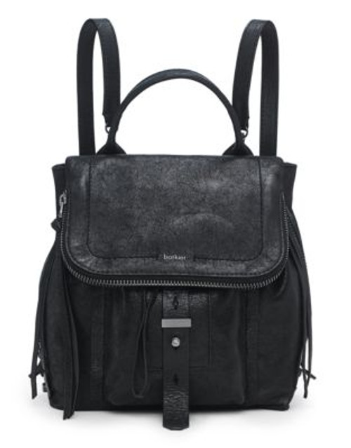 Botkier Warren Backpack - BLACK
