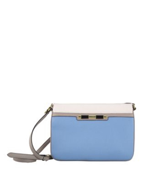 Anne Klein Beyond the Pale Crossbody - PERIWINKLE