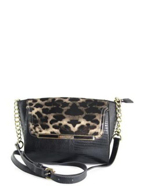 Anne Klein Coast Is Clear Small Tote - LEOPARD