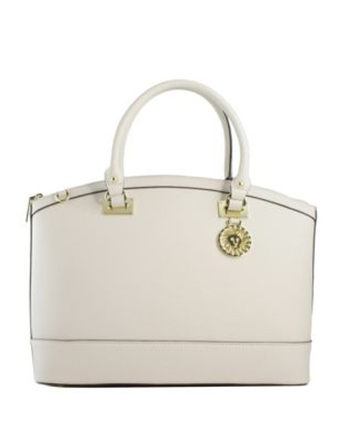 Anne Klein New Recruits Satchel - WHITE