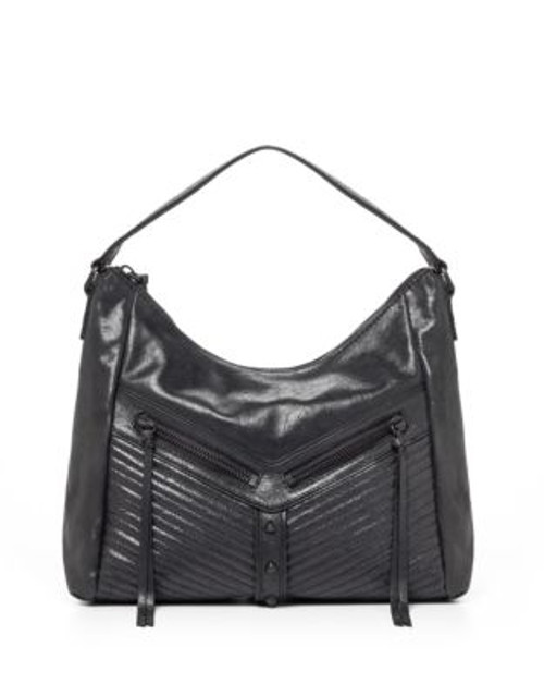 Botkier New York Trigger Hobo - BLACK