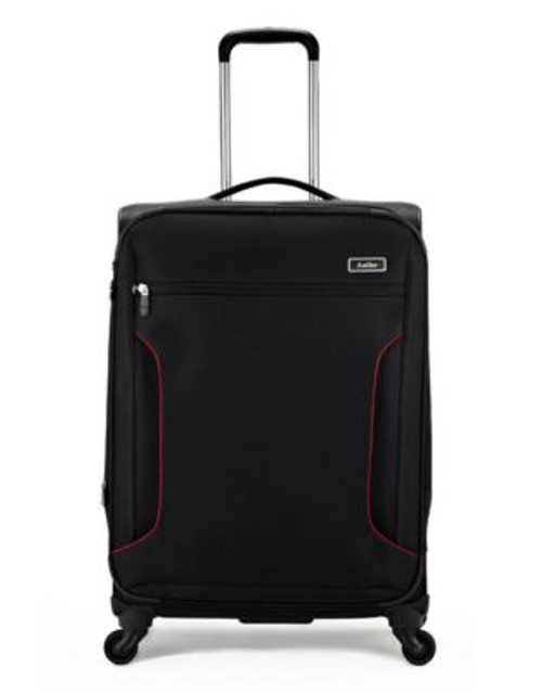 Antler Cyberlite 25 Inch Suitcase - BLACK - 25