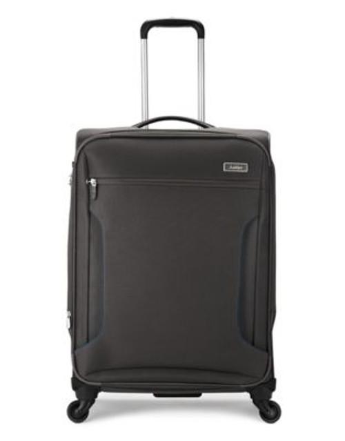 Antler Cyberlite 25 Inch Suitcase - GREY - 25