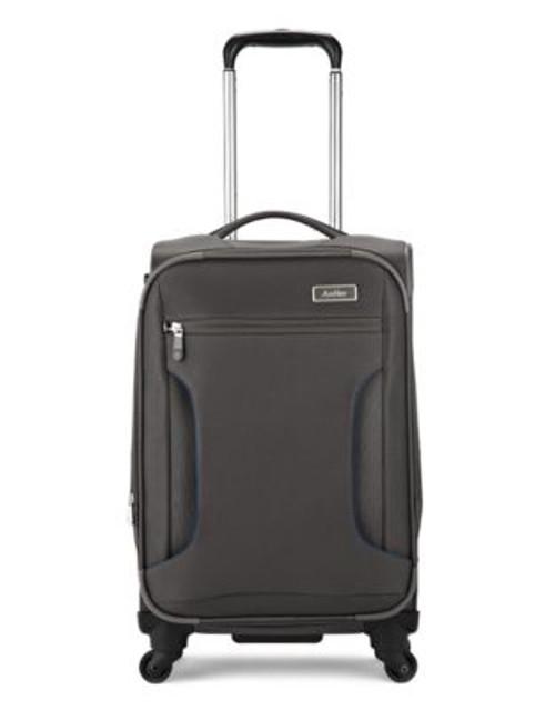 Antler Cyberlite 21.5 Inch Suitcase - GREY - 21