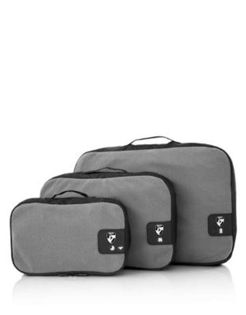 Heys Pack ID 3 pc Packing Cube Set - BLACK