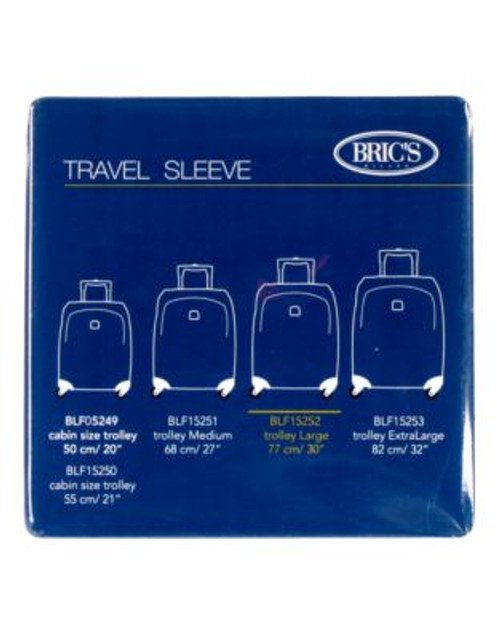 Bric'S Life Transparent Cover 30 Inch - CLEAR