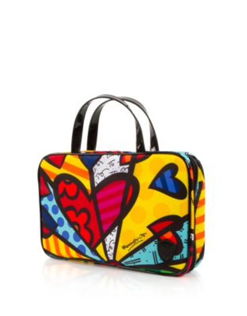 Heys Britto Toiletry Case - YELLOW