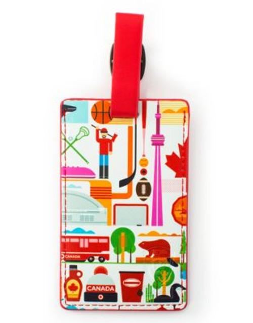Heys FVT Canada Luggage Tag - ASSORTED