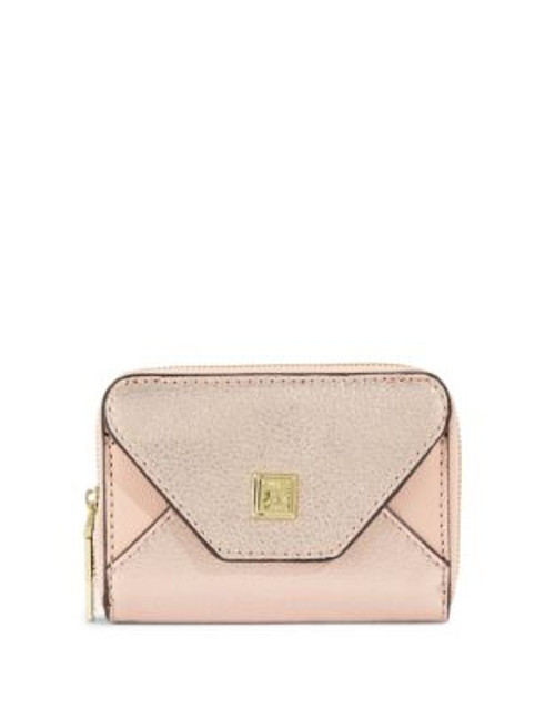 Anne Klein Time to Indulge Wallet - BLUSH/ROSE GOLD