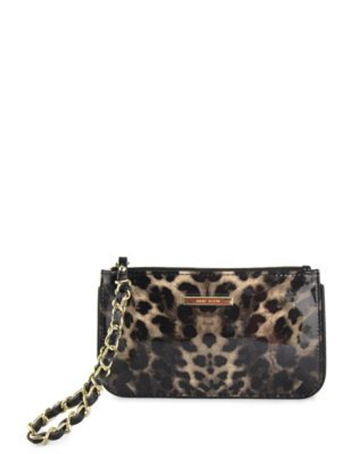 Anne Klein Run Wild Small Crossbody Bag - ANIMAL