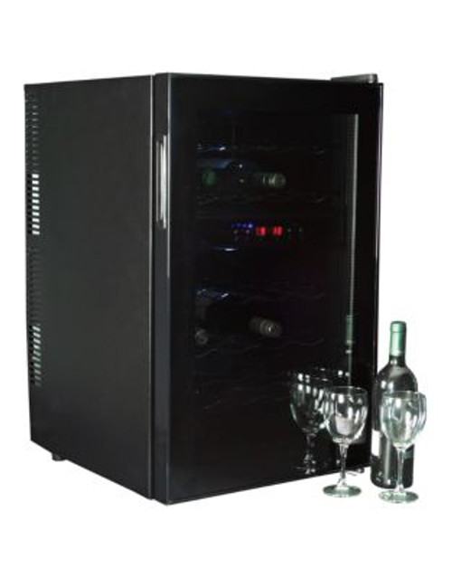 Koolatron 24-Bottle Wine Cooler - BLACK