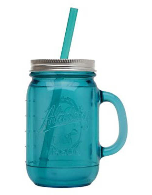 Aladin 16oz Original Insulated Mason Tumbler - GREEN - 16 OUNCES