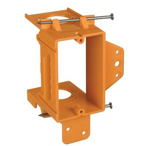1 Gang Low Voltage Mounting Bracket – New work