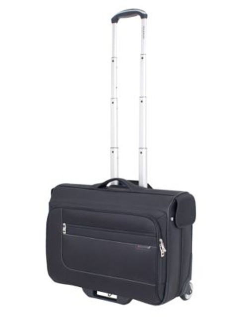 Ricardo Beverly Hills Sausalito Garment Bag - BLACK