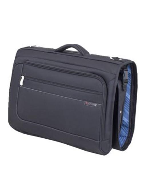 Ricardo Beverly Hills Sausalito Trifold Garment Bag - BLACK