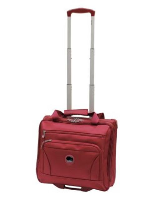 Delsey Aero Lite Laptop Bag - RED - 17