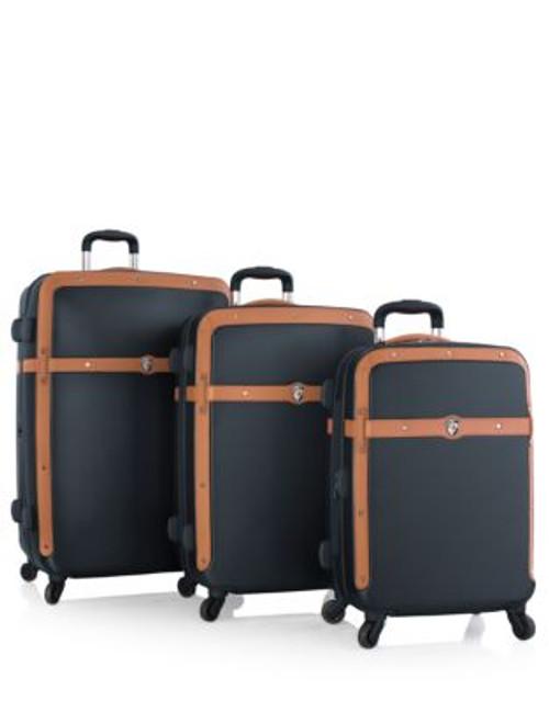 Heys Heritage Three-Piece Luggage Set - BLUE - 3PC