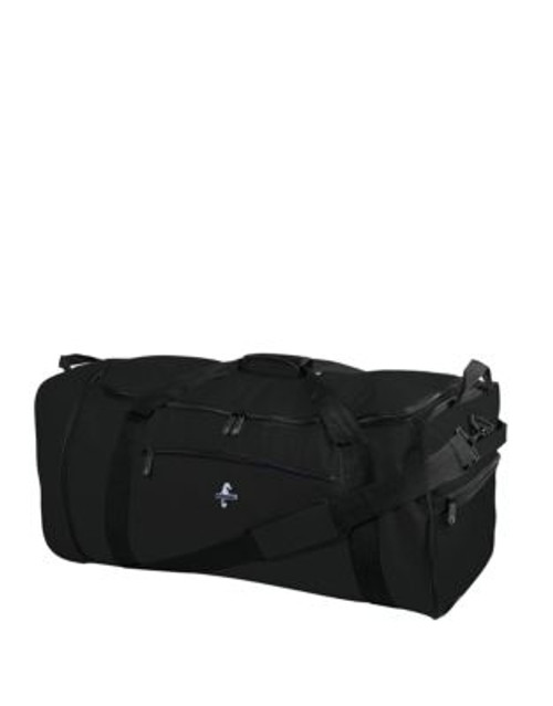Atlantic Pack and Go Wheeled Duffle 32 Inch - BLACK - 32