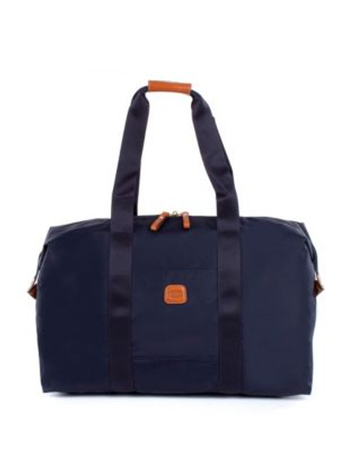Bric'S X-Bag 18 Inch Folding Duffle - NAVY - 18