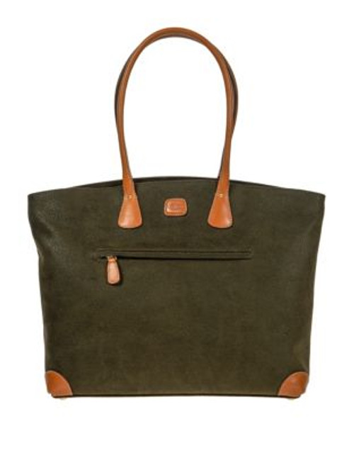 Bric'S Life Ladies Business Tote - OLIVE - 16