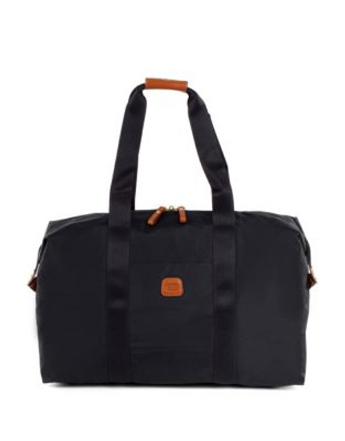 Bric'S X-Bag 18 Inch Folding Duffle - BLACK - 18