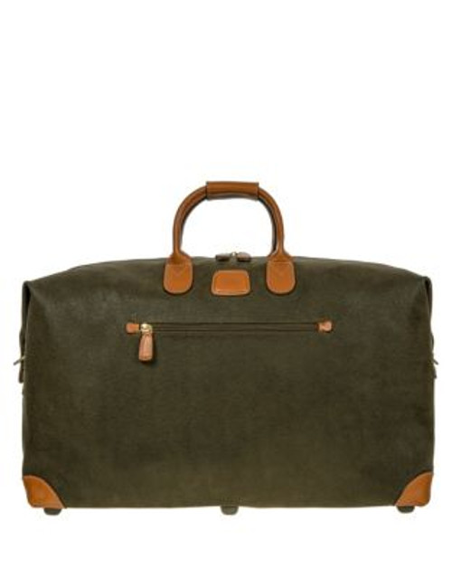 Bric'S Life 22 Inch Cargo Duffle - OLIVE - 22
