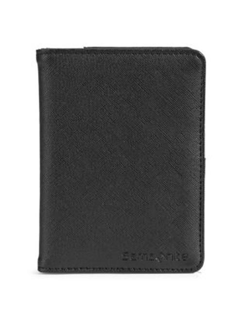 Samsonite RFID Protection Passport Cover - BLACK