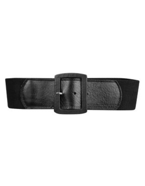 Calvin Klein Ladies Belt - BLACK - MEDIUM/LARGE