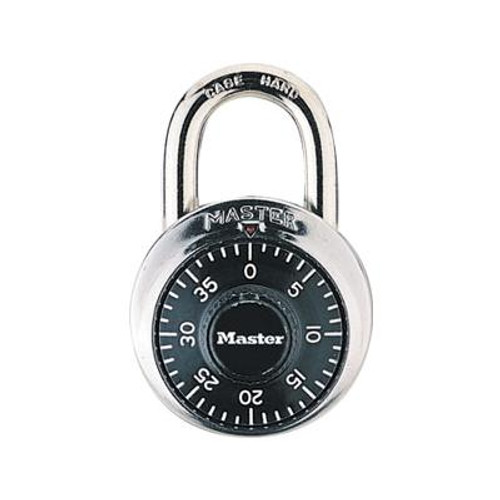 Master Lock Combination Lock - Carded