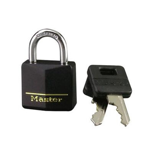 30mm Brass Covered Padlock