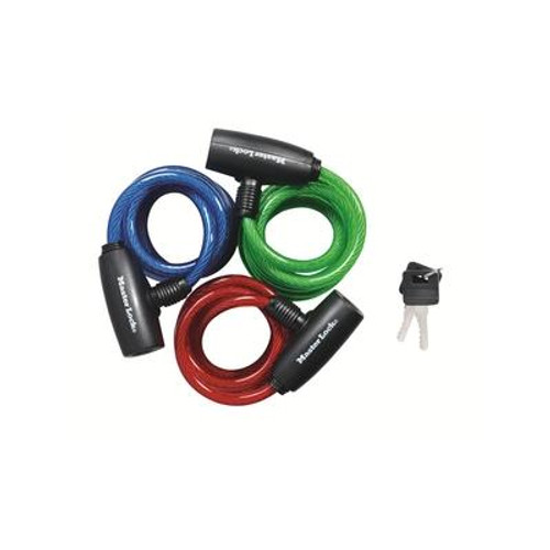 Multi-Purpose Coloured Cables - 3 Pack