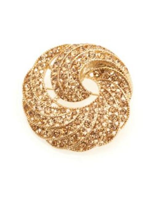 Jones New York Boxed Gold Cry Swirl Pin-MULTI - MULTI-COLOURED